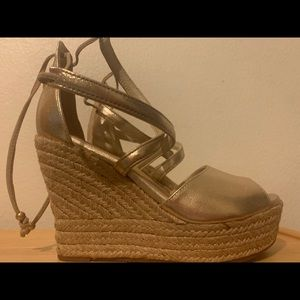 Wedges by ugg size 7 brand new